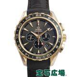 オメガ シーマスター アクアテラ GMT クロノグラフ 231.53.44.52.06.001 中古 メンズ 腕時計