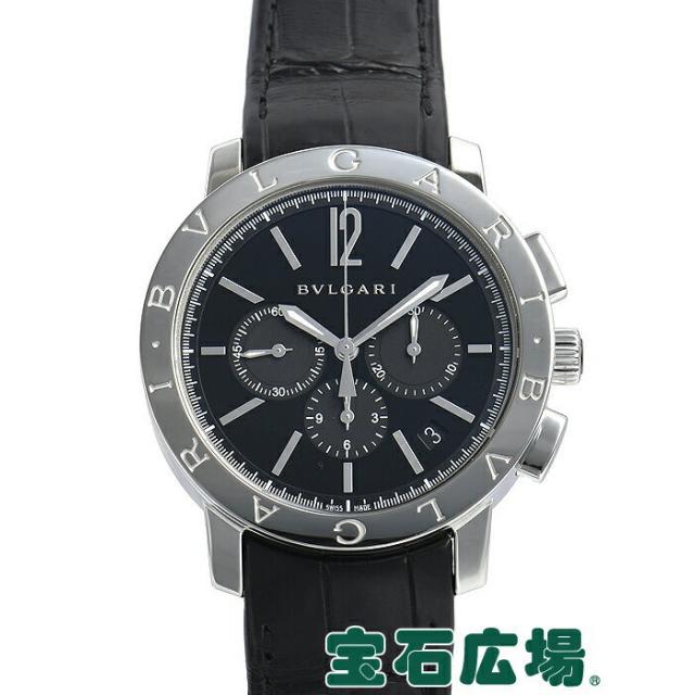 ブルガリ ブルガリブルガリクロノ BB41BSLDCH 中古 メンズ 腕時計