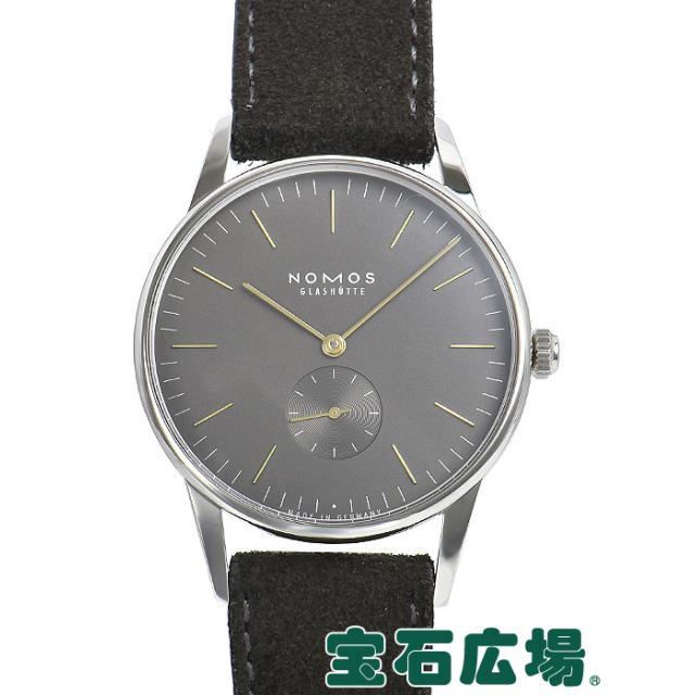 ノモス オリオン ベルリンの壁崩壊25周年 OR1A3G238 中古 メンズ 腕時計