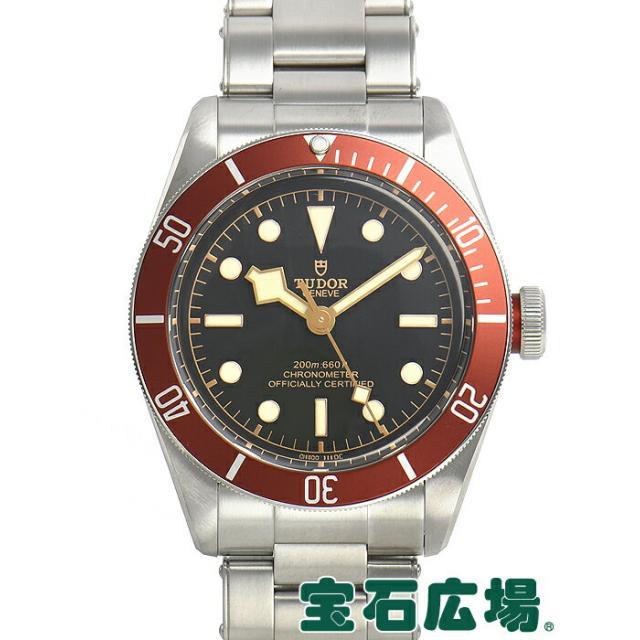 チュードル TUDOR ヘリテージ ブラックベイ 79230R 中古 メンズ 腕時計