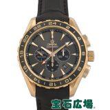 オメガ OMEGA シーマスター アクアテラ GMT クロノグラフ 231.53.44.52.06.001 中古 メンズ 腕時計