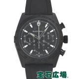 チュードル TUDOR ファストライダー ブラックシールド 42000CN 中古 メンズ 腕時計