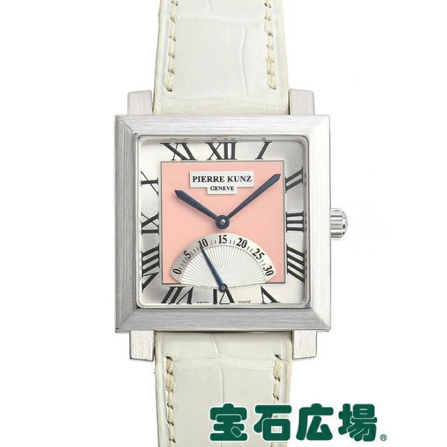 ピエール・クンツ PIERRE KUNZ スピリッドオブチャレンジ PKE Q01 SR 中古 レディース 腕時計