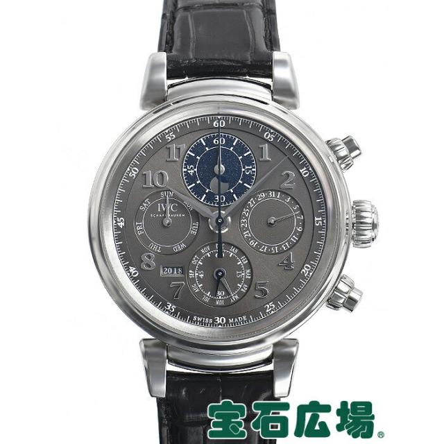 IWC ダヴィンチ パーペチュアルカレンダー クロノグラフ IW392103 中古 メンズ 腕時計