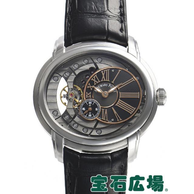 オーデマ・ピゲ AUDEMARSPIGUET ミレネリー 4101 15350ST.OO.D002CR.01 中古 メンズ 腕時計 送料・代引手数料無料
