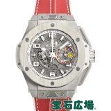 ウブロ HUBLOT ビッグバン フェラーリ カリフォルニア30 ジャッポーネ 日本限定100本 401.NE.0123.VR.FJP13 中古 メンズ 腕時計