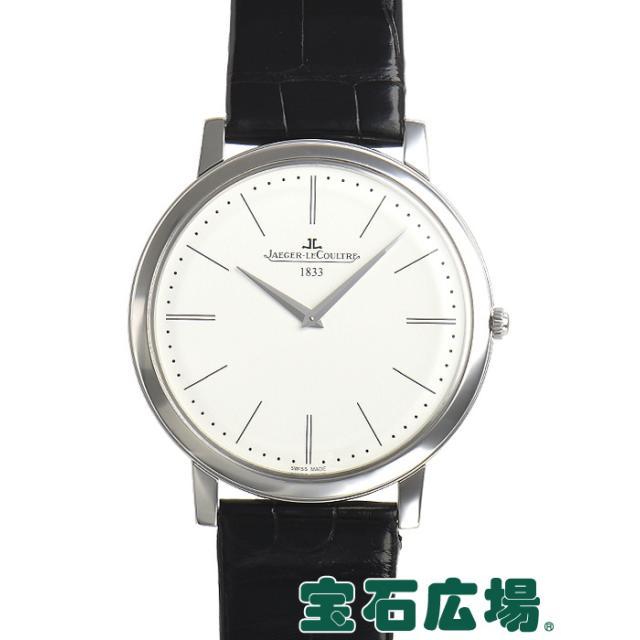 ジャガー・ルクルト JAEGER LECOULTRE マスター ウルトラスリム ジュビリー 世界限定880本 Q1296520 中古 メンズ 腕時計