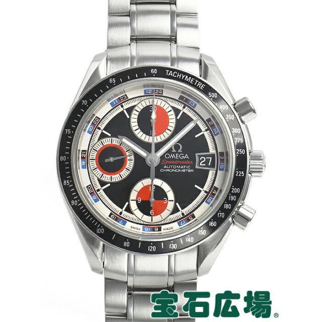オメガ OMEGA スピードマスター オートマチックデイト 3210-52 中古 メンズ 腕時計 送料・代引手数料無料