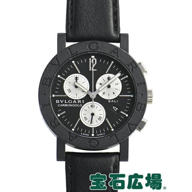 ブルガリ BVLGARI ブルガリブルガリ クロノ バリ 限定999本 BB38CLCH 中古 ユニセックス 腕時計 送料・代引手数料無料