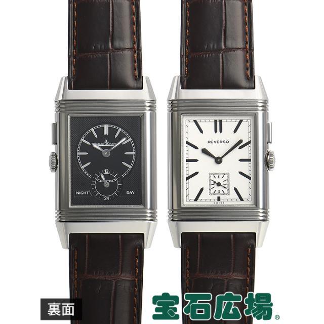 ジャガー・ルクルト JAEGER LECOULTRE グランドレベルソ ウルトラスリム デュオ Q3788570 中古 メンズ 腕時計