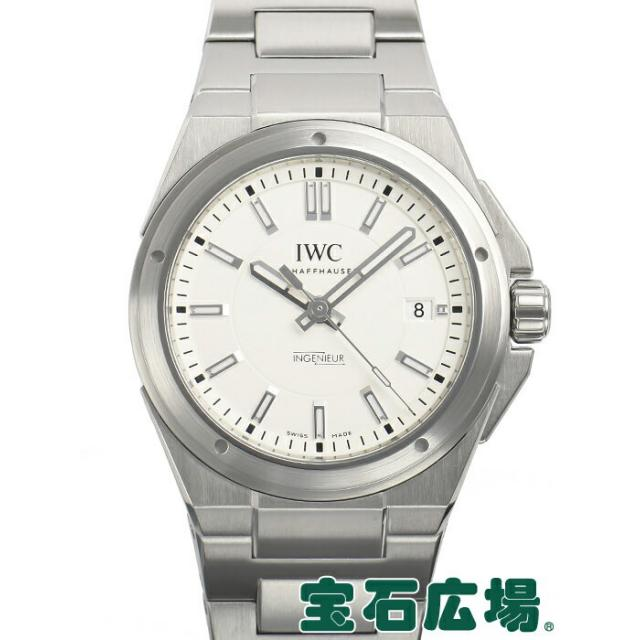 IWC インヂュニア オートマチック IW323904 中古 メンズ 腕時計