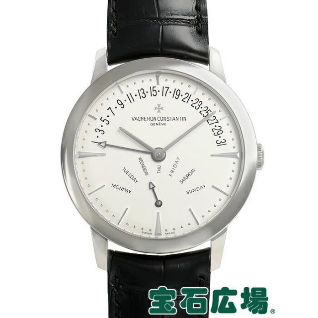 ヴァシュロン・コンスタンタン VACHERON CONSTANTIN パトリモニー レトログラード デイ/デイト 86020/000G-9508 中古 メンズ 腕時計