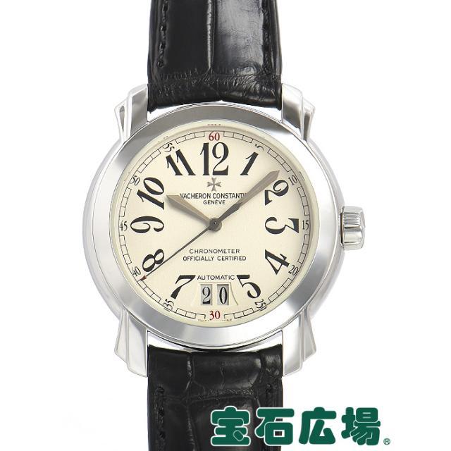 ヴァシュロン・コンスタンタン VACHERON CONSTANTIN マルタ ラージカレンダー 42015/000G-8902 中古 メンズ 腕時計 送料・代引手数料無料