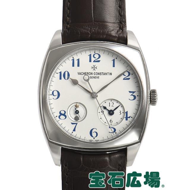 ヴァシュロン・コンスタンタン VACHERON CONSTANTIN ハーモニー デュアルタイム ヴァシュロン設立260周年記念 625本限定 7810S/000G-B050 中古 メンズ 腕時計
