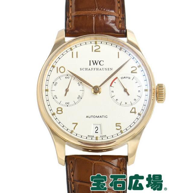 IWC ポルトギーゼ オートマチック IW500101 中古 メンズ 腕時計 送料・代引手数料無料