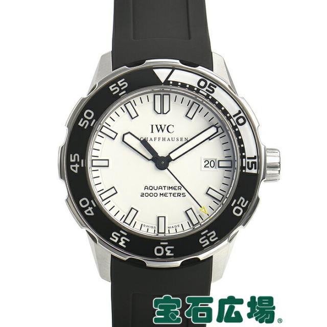 IWC アクアタイマー オートマティック2000 IW356806 中古 メンズ 腕時計