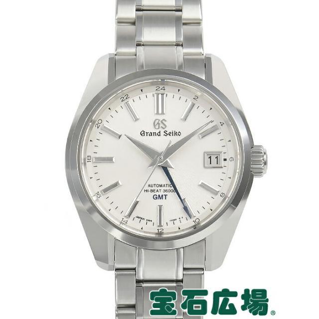 セイコー SEIKO グランドセイコー GMT マスターショップ限定 SBGJ201 中古 未使用品 メンズ 腕時計 送料・代引手数料無料