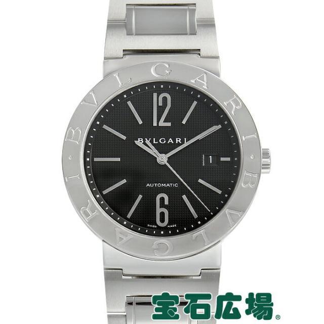 ブルガリ BVLGARI ブルガリブルガリ BB42BSSD/N 中古 メンズ 腕時計 送料・代引手数料無料