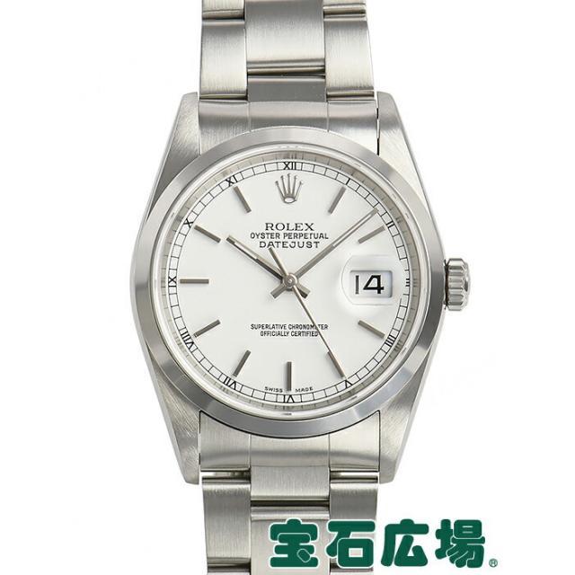 ロレックス ROLEX デイトジャスト 16200 中古 メンズ 腕時計 送料・代引手数料無料