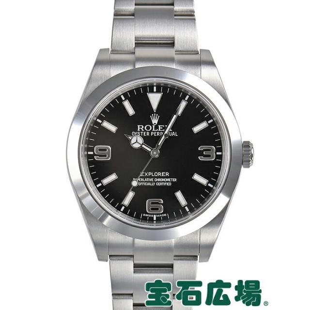 ロレックス ROLEX エクスプローラー 214270 中古 メンズ 腕時計 送料・代引手数料無料