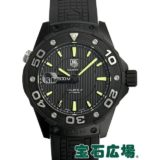 タグ・ホイヤー TAG HEUER アクアレーサー キャリバー5 500M フルブラック WAJ2180.FT6015 中古 メンズ 腕時計 送料・代引手数料無料