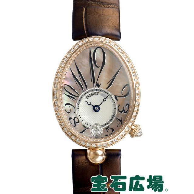 ブレゲ BREGUET クィーン オブ ネイプルズ 8918BR/5T/964 D00D 中古 レディース 腕時計 送料・代引手数料無料