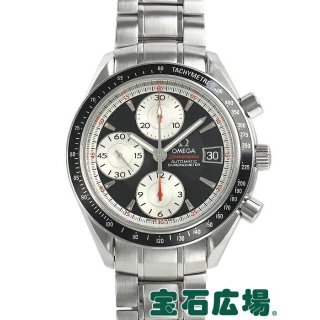 オメガ OMEGA スピードマスター オートマチックデイト 3210-51 中古 メンズ 腕時計 送料・代引手数料無料