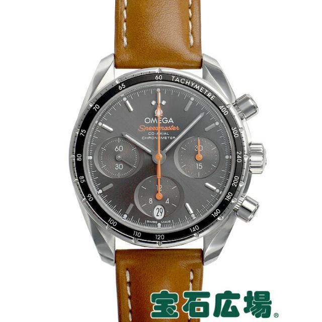 low priced b6c72 2c1db オメガ OMEGA スピードマスター38 コーアクシャルクロノグラフ 324.32.38.50.06.001 中古 ユニセックス 腕時計  送料・代引手数料無料