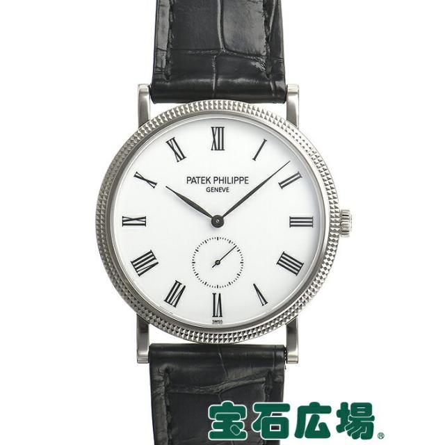 パテックフィリップ PATEK PHILIPPE カラトラバ 5119G-001 中古 メンズ 腕時計
