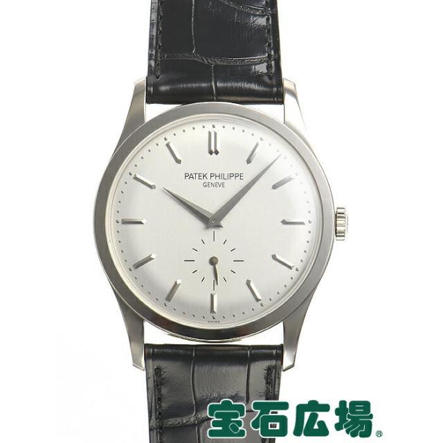 パテックフィリップ PATEK PHILIPPE カラトラバ 5196G-001 中古 メンズ 腕時計 送料・代引手数料無料