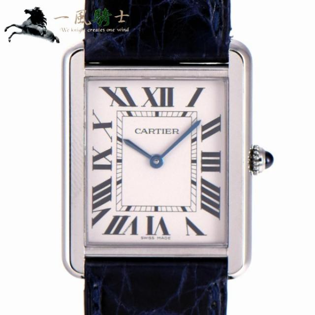Cartier カルティエ タンクソロ LM W5200003 243760 中古