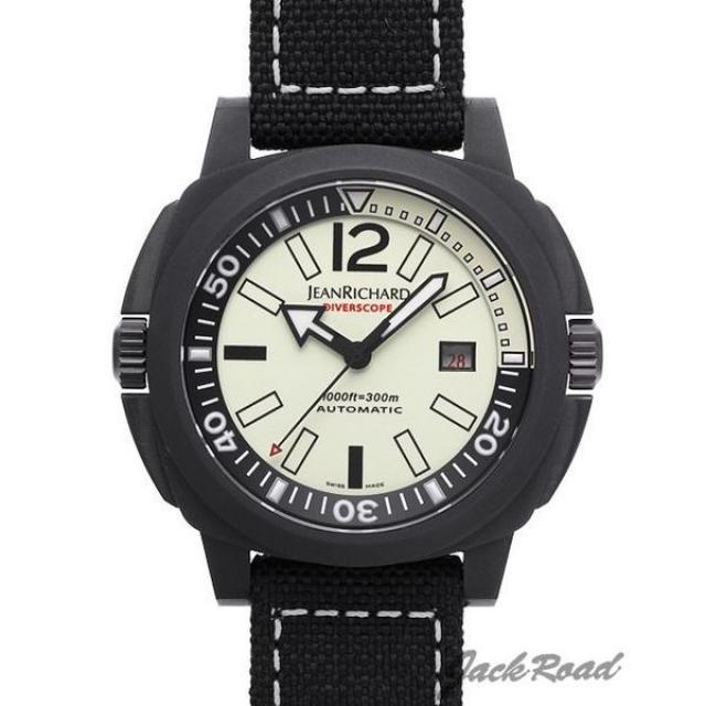 ジャンリシャール JEANRICHARD ダイバースコープ JR1000 60130-28-80A-AC6D 新品 時計 メンズ