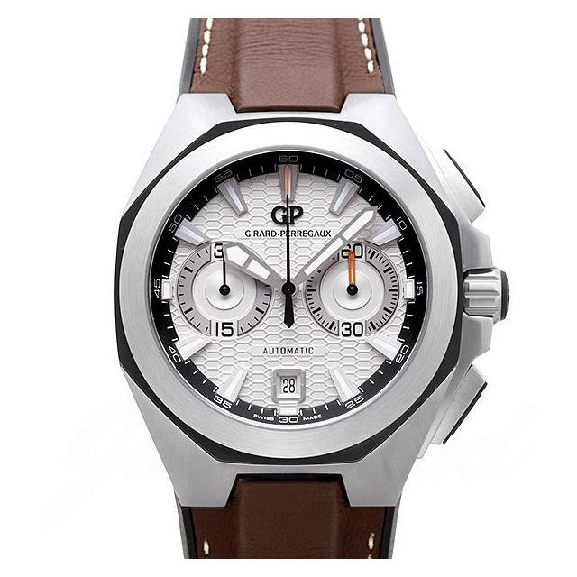 ジラール・ペルゴ GIRARD PERREGAUX クロノホーク 49970-11-131-HDBA 新品 時計 メンズ