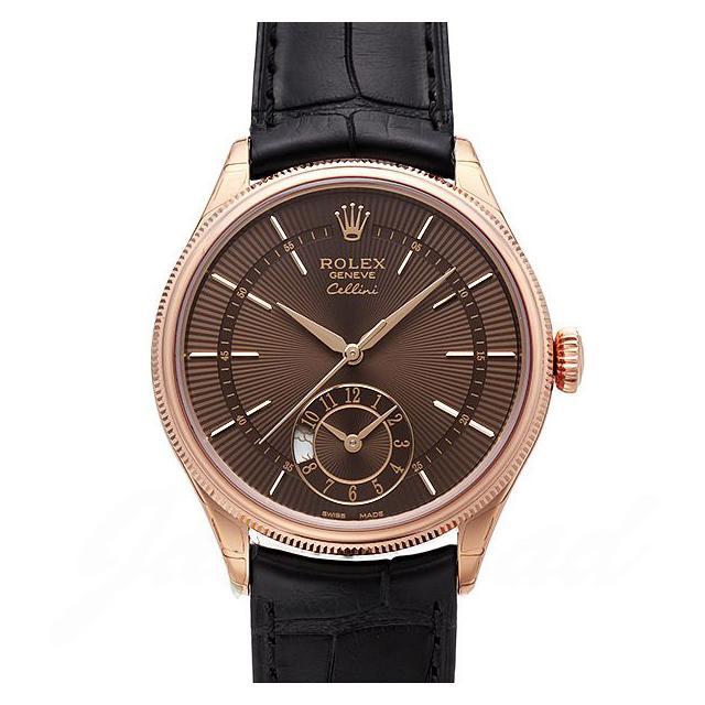 ロレックス ROLEX チェリーニ デュアルタイム 50525 新品 時計 メンズ