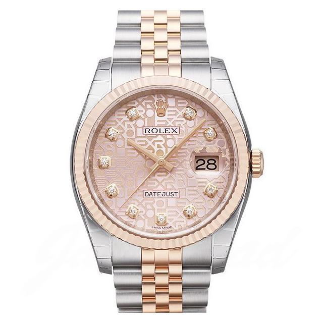 ロレックス ROLEX デイトジャスト 116231G 新品 時計 メンズ