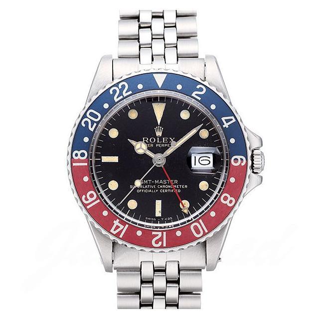 ロレックス ROLEX GMTマスター 1675 アンティーク 時計 メンズ