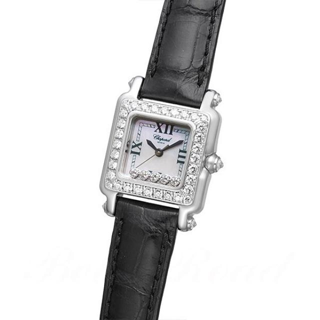 uk availability 3c1e0 df3bd ショパール CHOPARD ハッピースポーツ 27/6850 中古 時計 ...