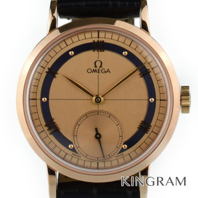オメガ OMEGA Ref.5950.21 ルネッサンス1894 世界1894本限定 純正ベルト新品交換済 手巻 メンズ 腕時計 ki 中古
