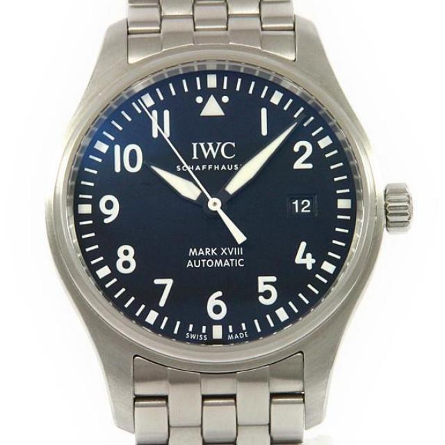 IWC IW327011 マークXVIII 自動巻 中古