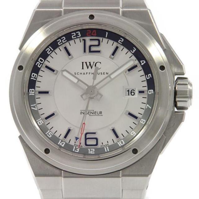 IWC IW324404 インヂュニアデュアルタイム 自動巻 中古