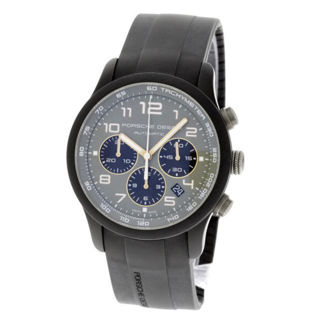 Porsche Design ポルシェ・デザイン Ref 10661217561139 腕時計 チタン/ラバー メンズ 中古