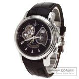 ZENITH Ref03.1260.4039 クロノマスターオープン グランデイトXXT 腕時計 OH済 ステンレス/革 メンズ 中古 ゼニス