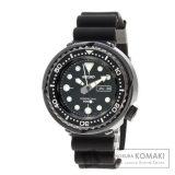 SEIKO SBBN011/7C46-0AA0 マリーンマスター 腕時計 チタン/ラバー メンズ 中古 セイコー