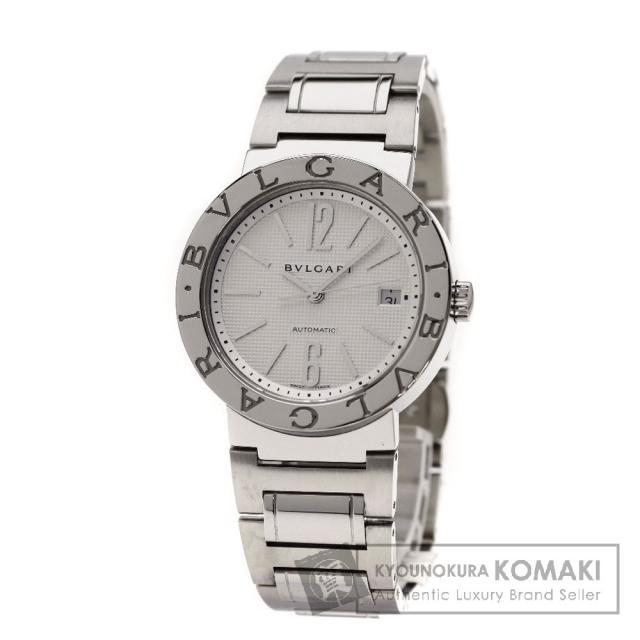 BVLGARI BB38WSSD ブルガリブルガリ 腕時計 OH済 ステンレス メンズ 中古 ブルガリ