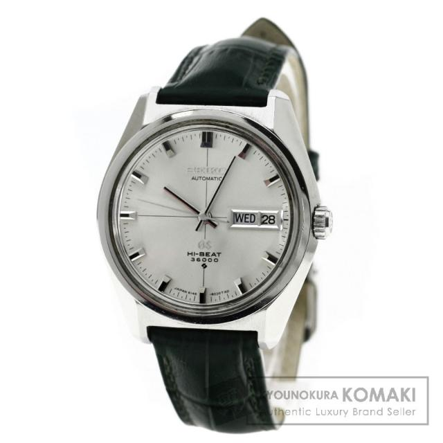 SEIKO 61グランドセイコー 腕時計 ステンレス/革 メンズ 中古 セイコー