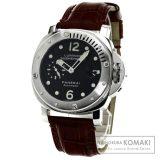 PANERAI PAN00024 ルミノール サブマーシブル 腕時計 ステンレス/革 メンズ 中古 パネライ