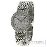 AUDEMARS PIGUET ダイヤモンド/サファイア 腕時計 K18ホワイトゴールド/K18WG メンズ 中古 オーデマ・ピゲ