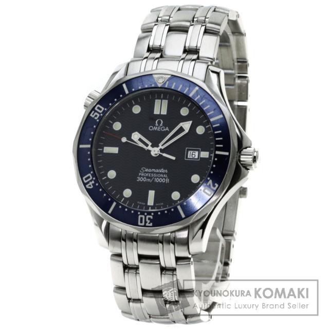 OMEGA 2541-80 シーマスター300m 腕時計 ステンレス/SS メンズ 中古 オメガ