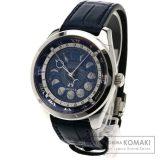 CITIZEN AA7800-02L カンパノラ コスモサイン 腕時計 ステンレス/クロコダイル メンズ 中古 シチズン