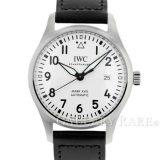 IWC パイロット ウォッチ マーク18 クロノグラフ IW327002 腕時計 マーク XVIII 安心保証 中古